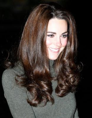 Катрин е избрана за Икона на красотата на 2011 г.