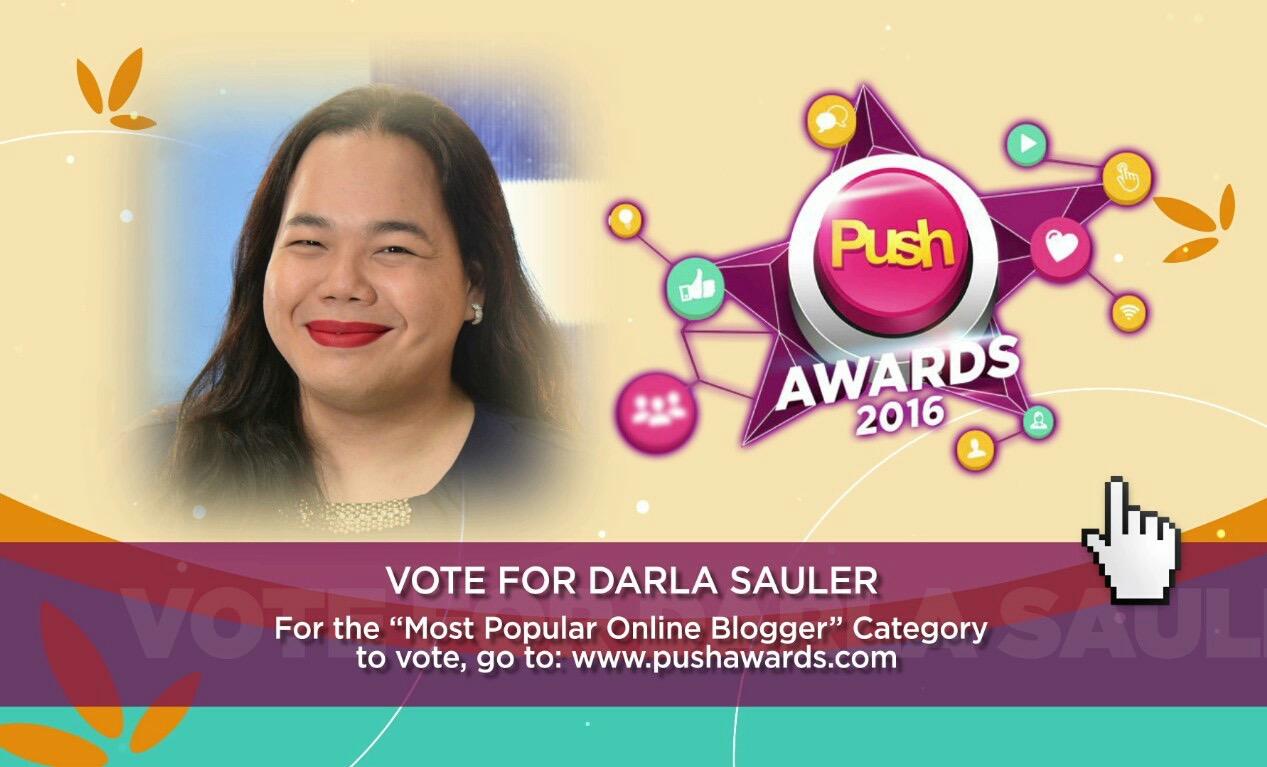 Vote for Darla Sauler!