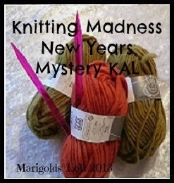 Knitting Madness New Year KAL
