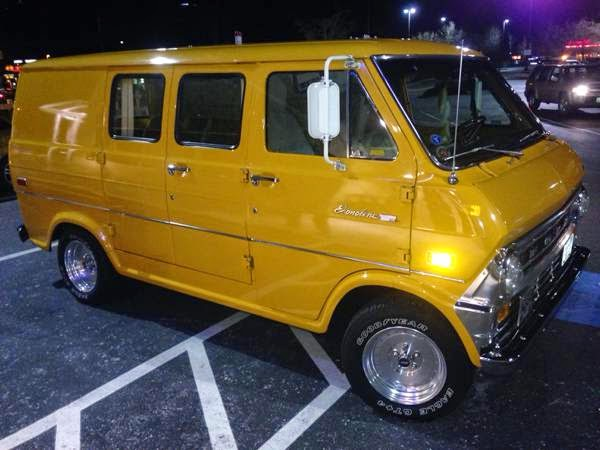 How can you find Ford Econoline van parts?