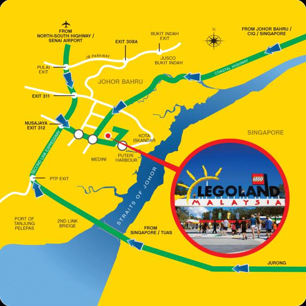peta-ke-taman-tema-interaktif-legoland-malaysia