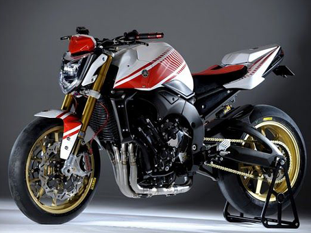 Modification Yamaha Byson Street Fighter   Diverse Information