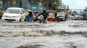 7 Daerah yang Terkena Banjir Di Jakarta