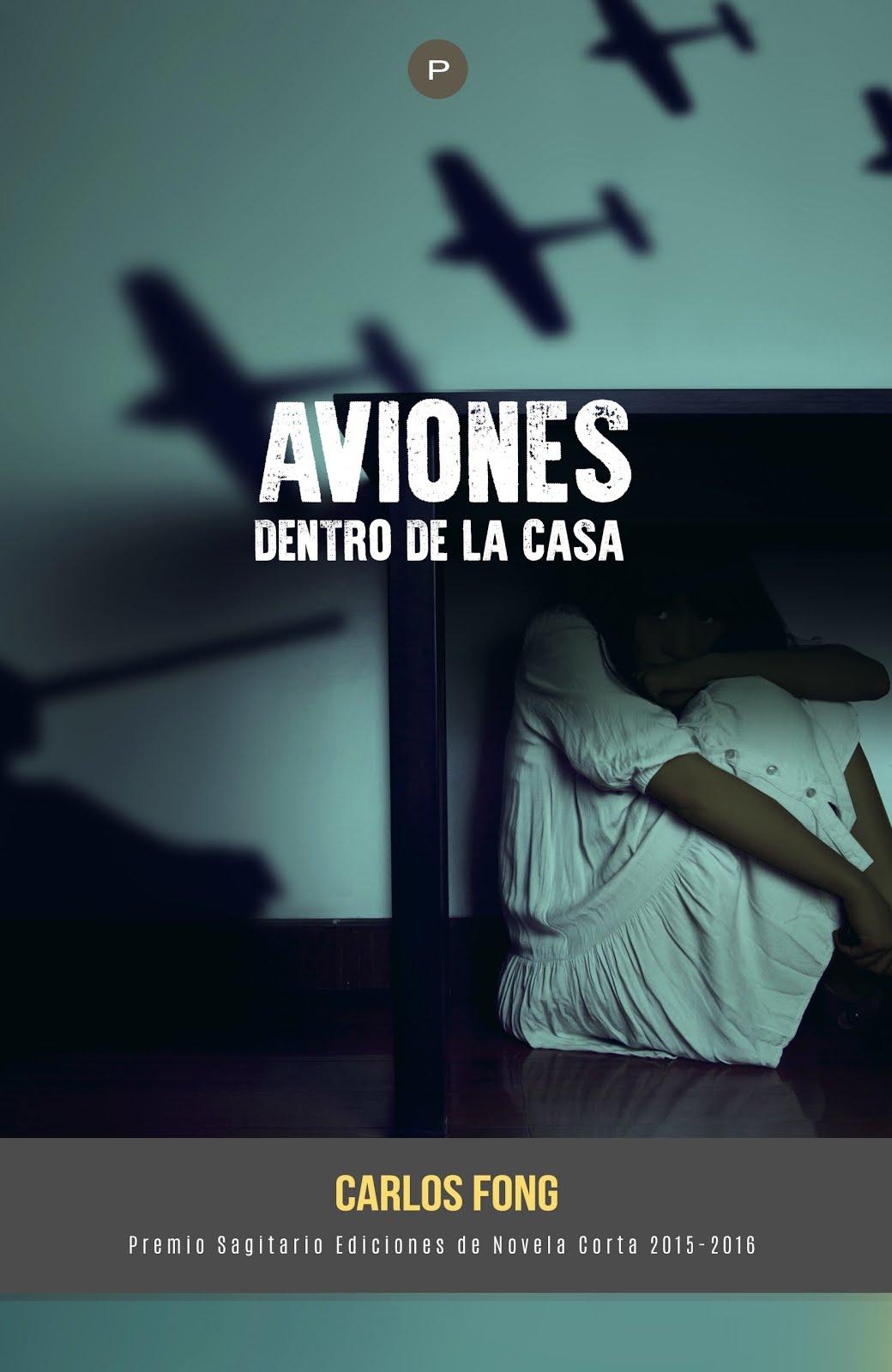 Aviones dentro de la casa (Novela)