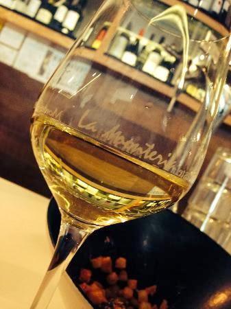 Copa de vino blanco La montería