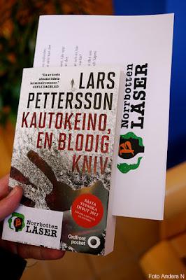 Kautokeino en blodig kniv Lars Pettersson
