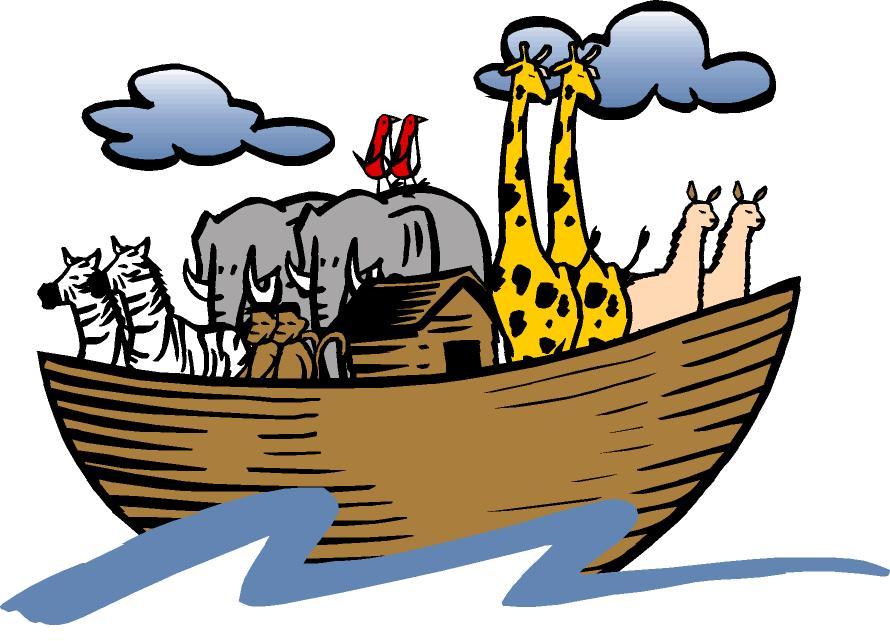 Children's Sermons Today: Noah's Noisy Ark