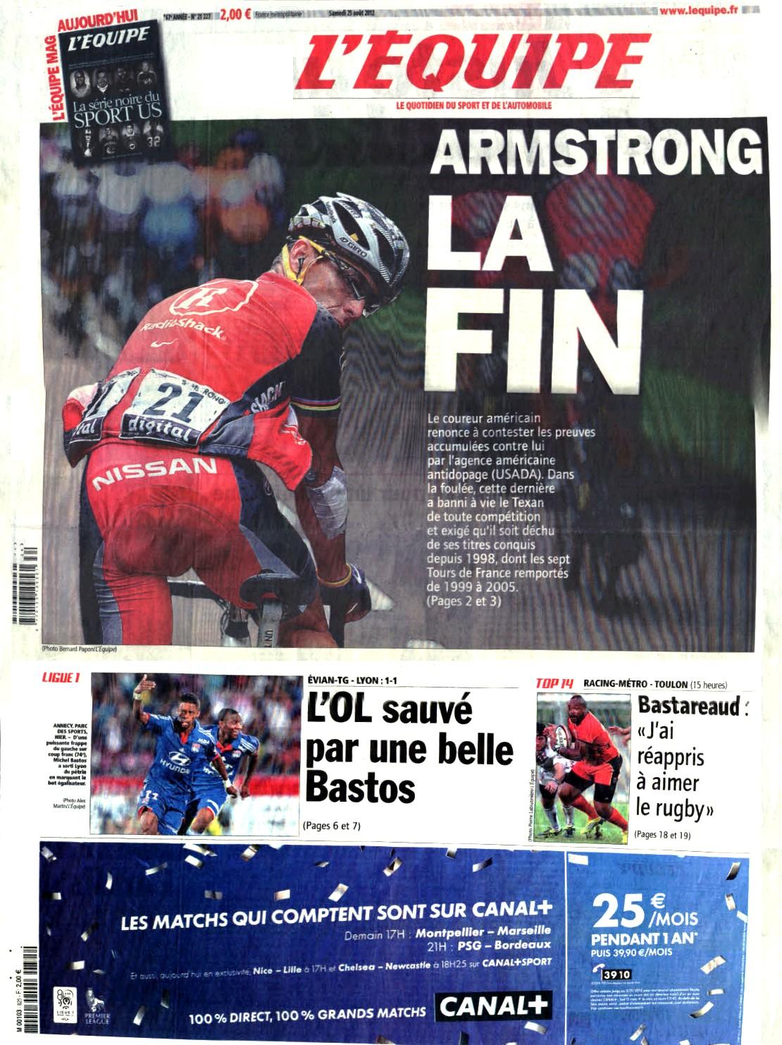 amaury_armstrong_aso_cyclisme_dopage_désinformation_staline_lenine_trotsky_equipe_fake_lance_tour_de_france_uci_contrefaçon_usada