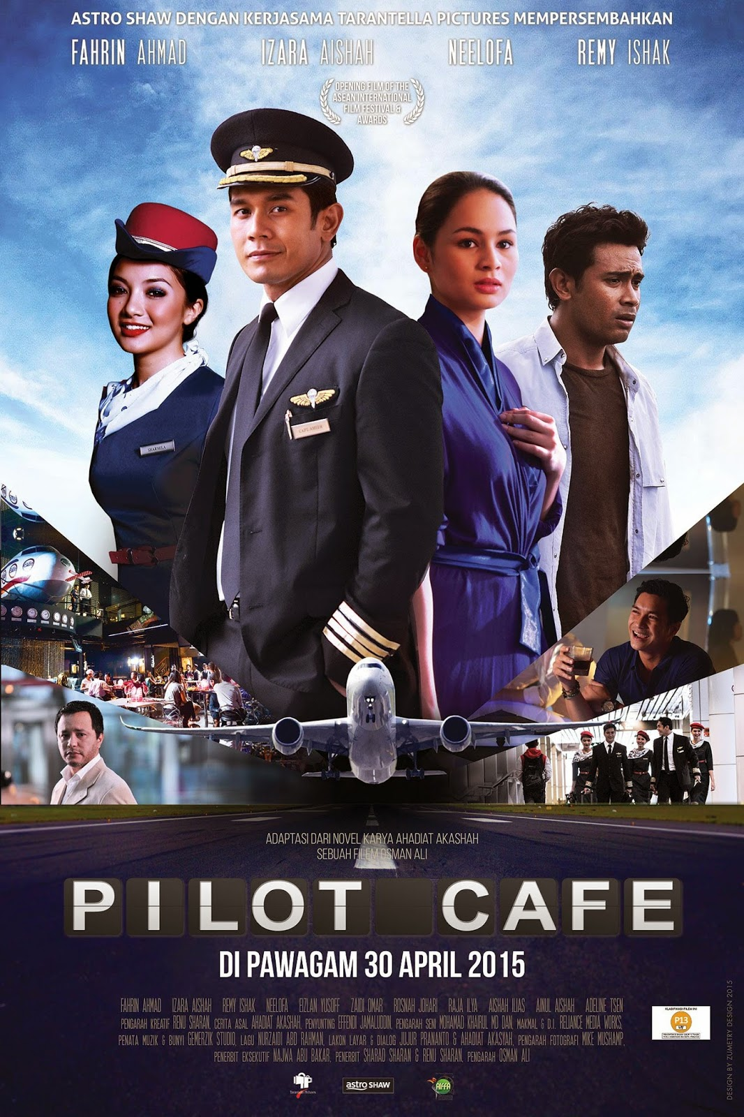 Filem Pilot Cafe