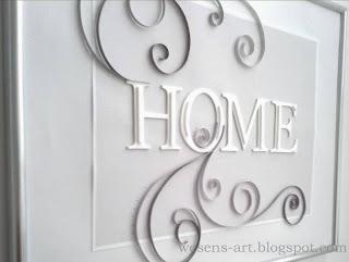 Quilling HOME 3   wesens-art.blogspot.com