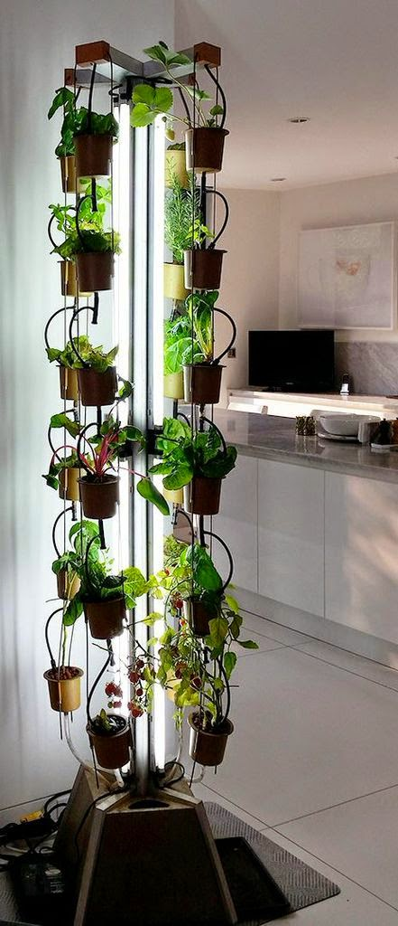 The NutriTower Indoor Gardening Made Easy! - How Does It Work