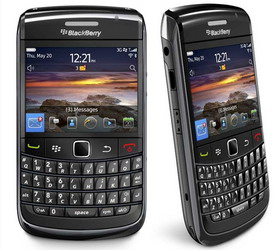 Firmware Update OS 6.0.0.294 for BlackBerry Bold 9780 via Vodafone UK