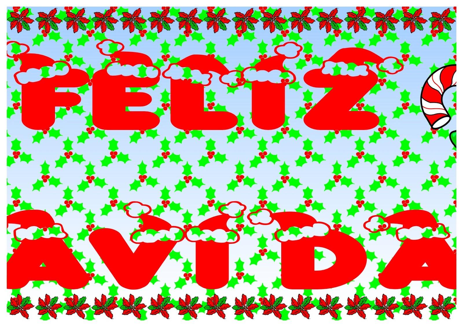 El rinc n de infantil carteles de navidad para el aula for Ambientacion para navidad