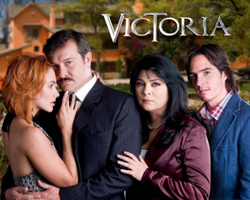 novela Victoria foi um grande êxito em 2008 quando estreou nos ...