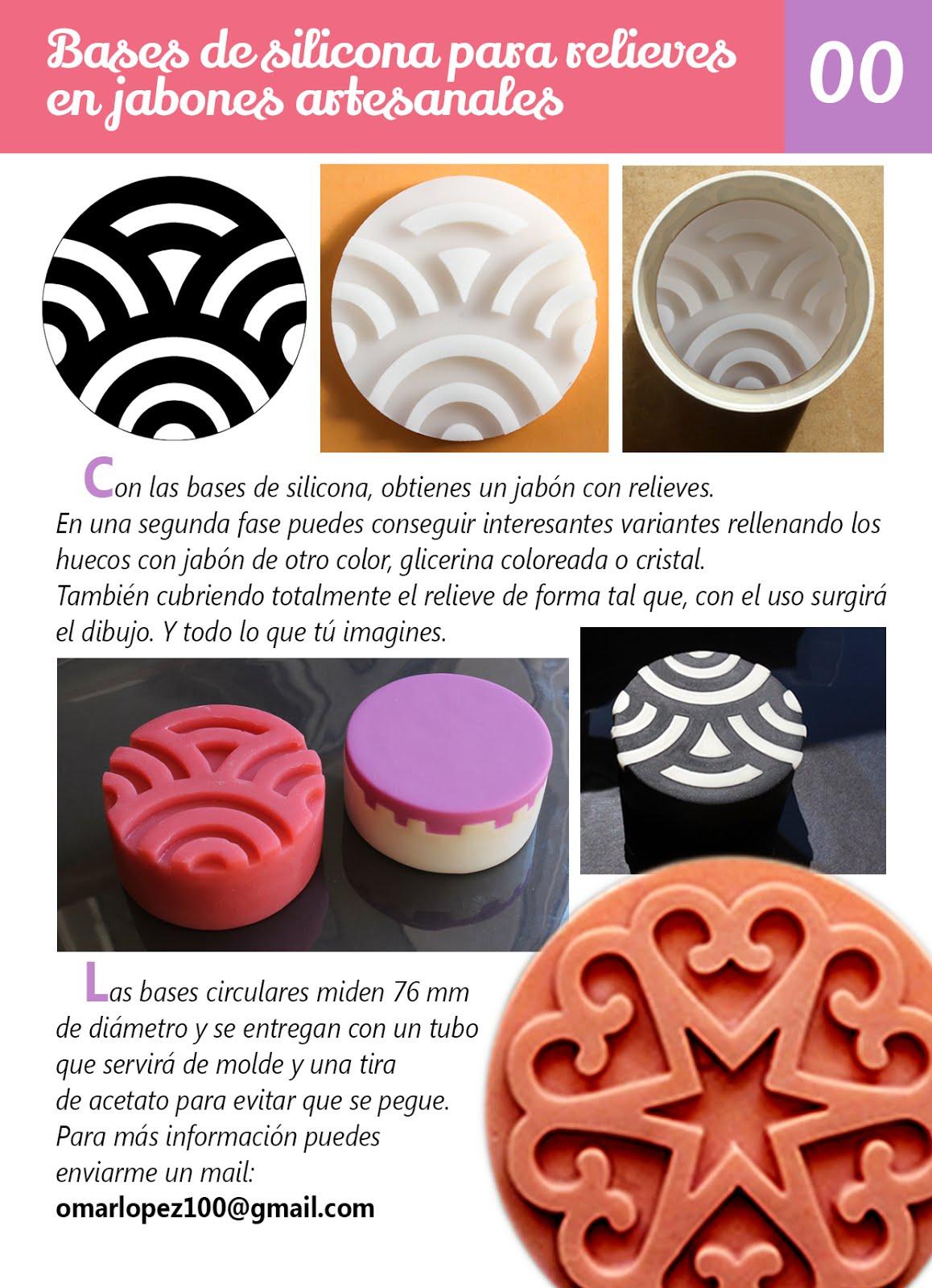 Bases de silicona