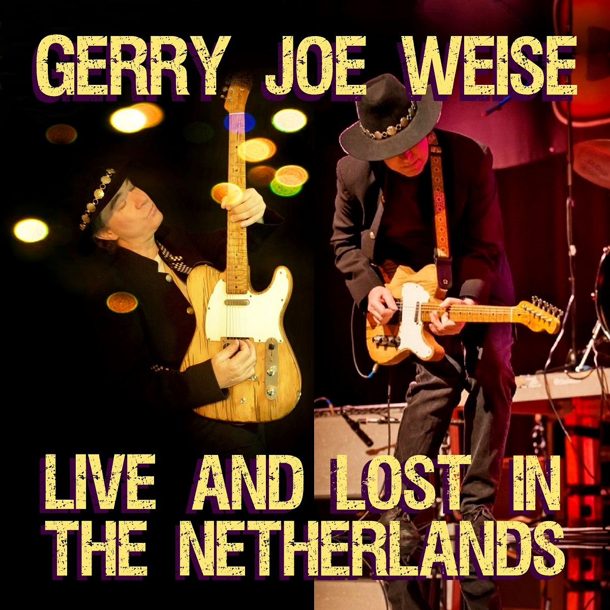 Live and Lost in the Netherlands. 2018