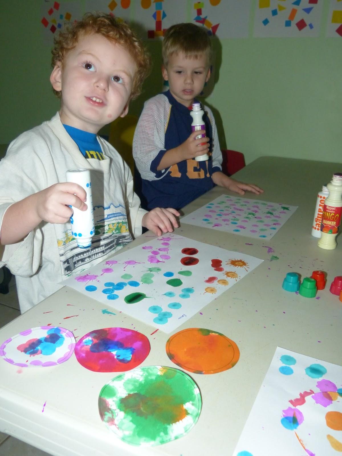 paula u0027s preschool and kindergarten international dot day
