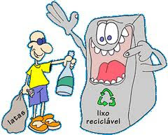 Seja Educado, Recicle!!!