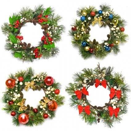 las guirnaldas de navidad - Guirnaldas De Navidad