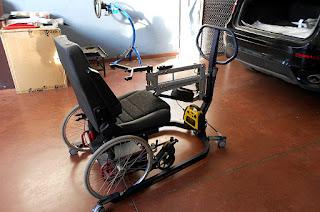 Ausili per disabili gruetta solleva persone for Staffe per mensole richiudibili