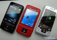 Sony Ericsson C903 Update Flash File
