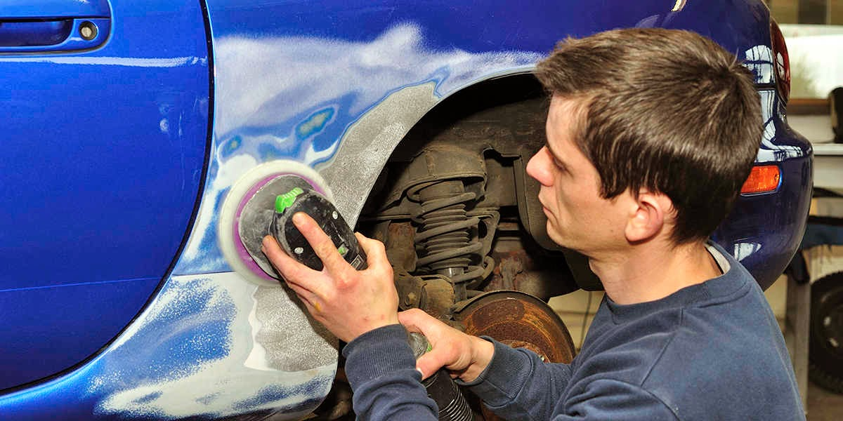 Как подготовить машину к покраске своими руками