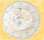 Dos euros conmemorativos