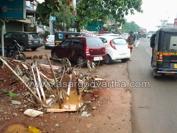 Drinking water, Vehicle, Road, Rain, Accident, Waste, Kasaragod, Kerala, Kerala News, International News, National News.