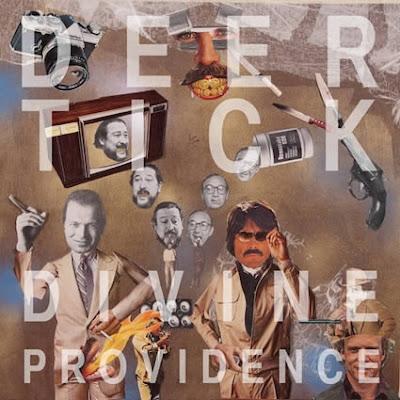 disco DEER TICK - Divine providence