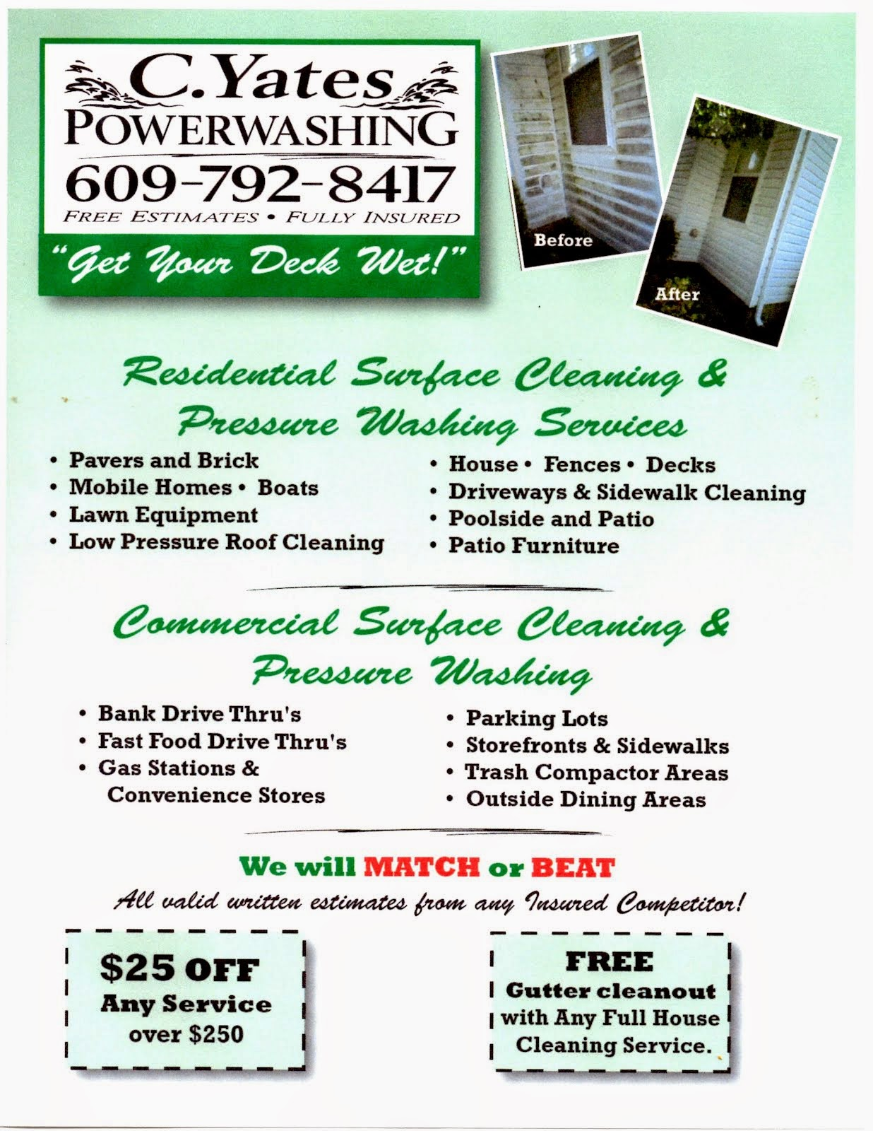 2014 New Client offers