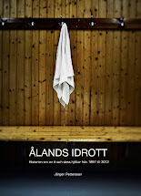 Unik bok om Ålands Idrott