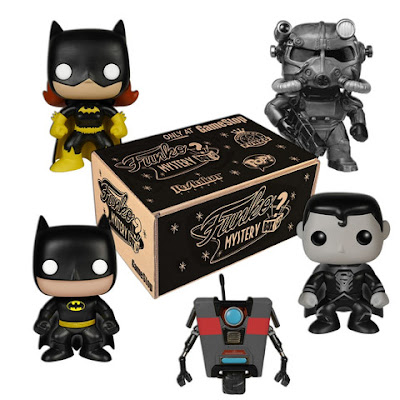 GameStop Exclusive Black Friday Funko Mystery Box!