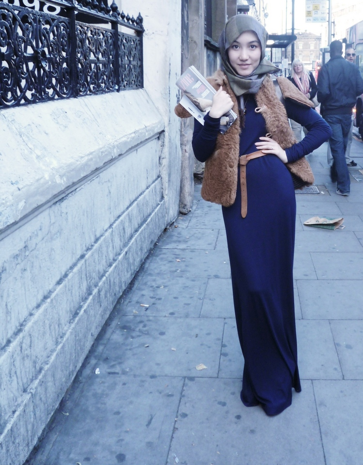 Casual Style With Hana Tajima Part Ii Tutorial Hijab