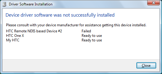 Windows 10 vs Remote NDIS - Ethernet USB/Gadget not recognized