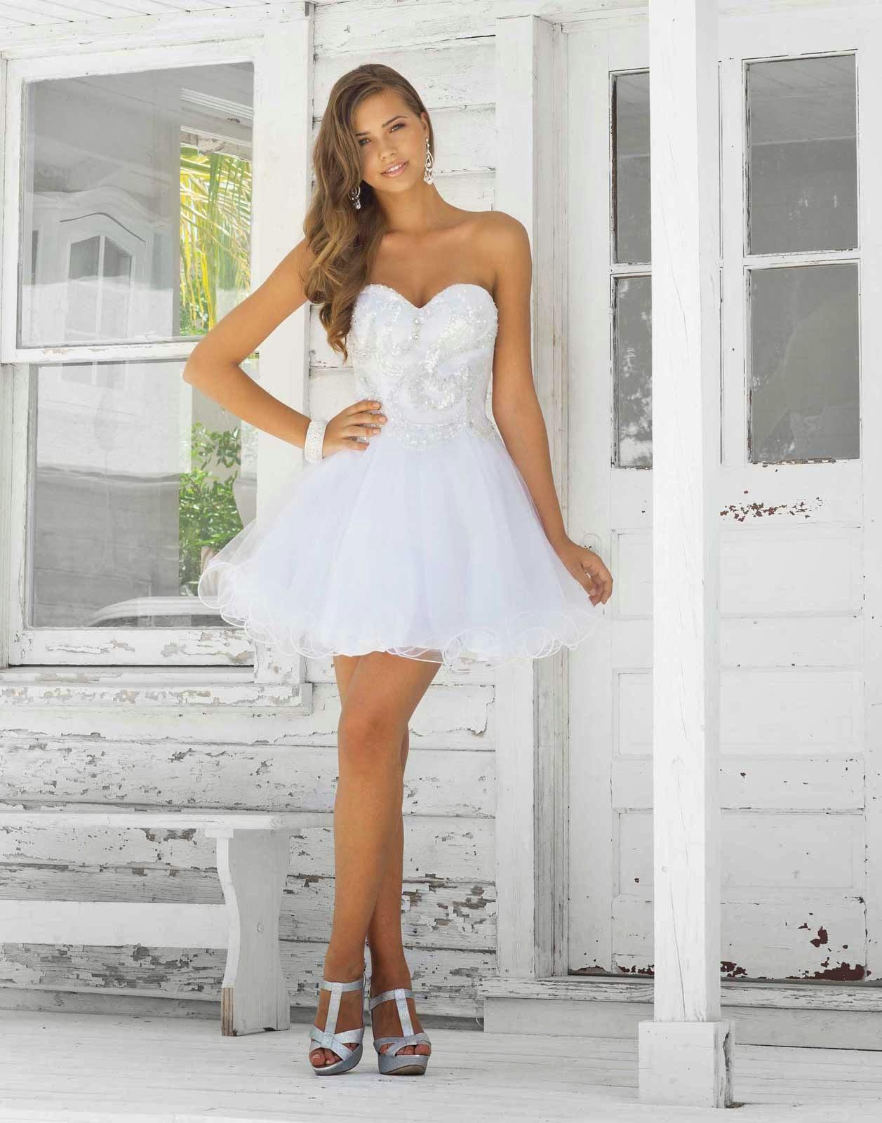 Cheap short white wedding dresses 2013 photos concepts ideas for White short wedding dresses cheap