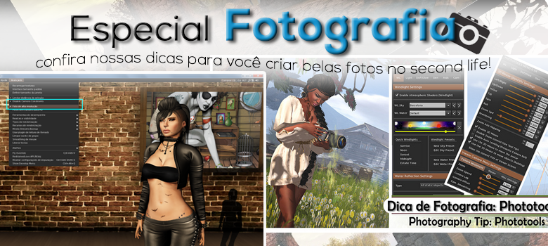 Fotografia no Second Life