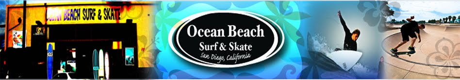 Ocean Beach Surf and Skate Blog
