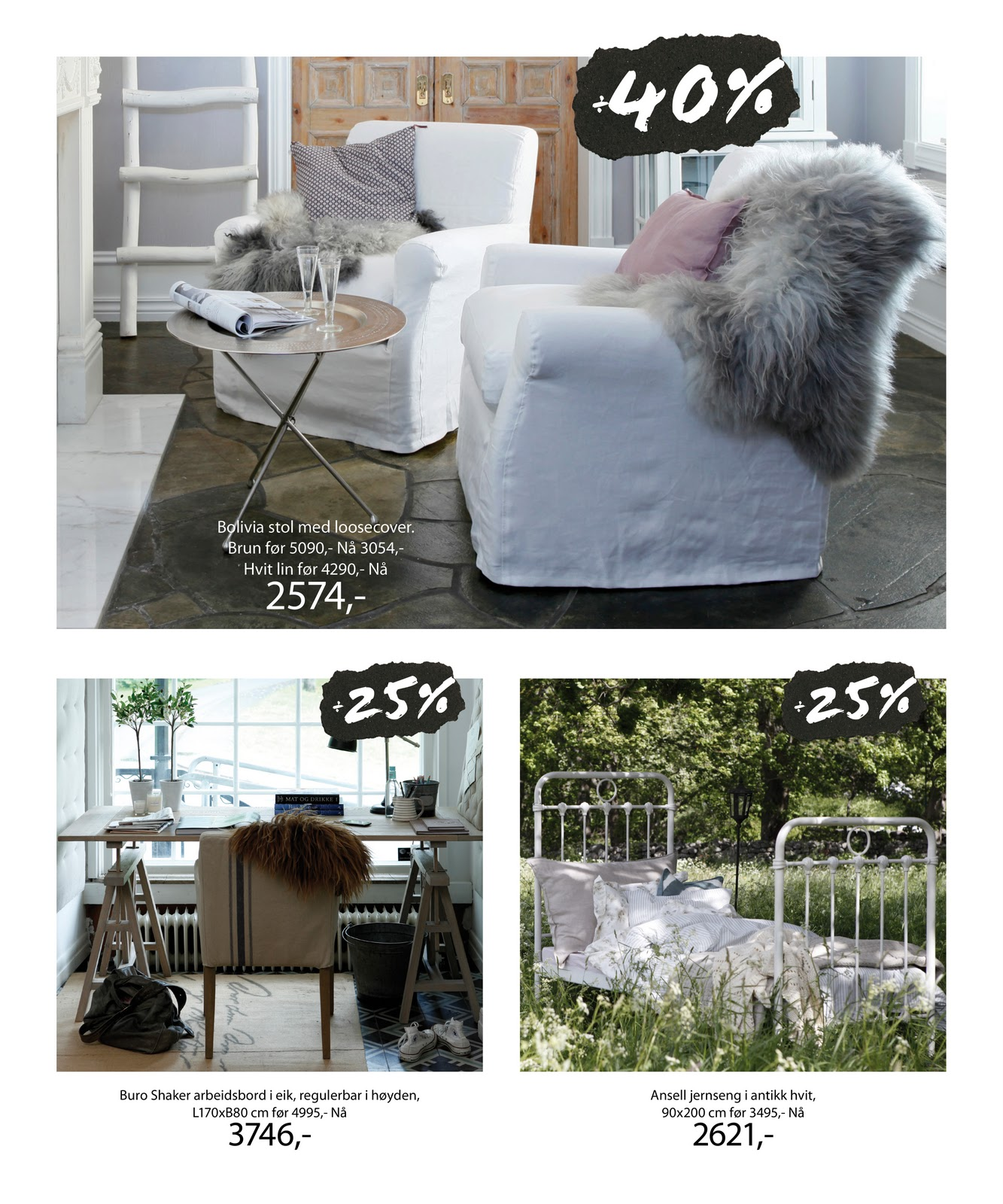 Blogg home and cottage: januar 2012