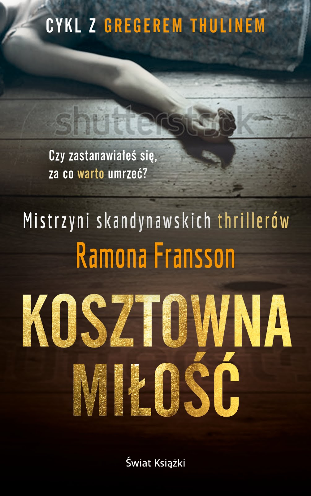 Dyrbar kärlek på polska.