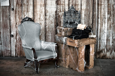 Vintage Ghosts | knot too shabby