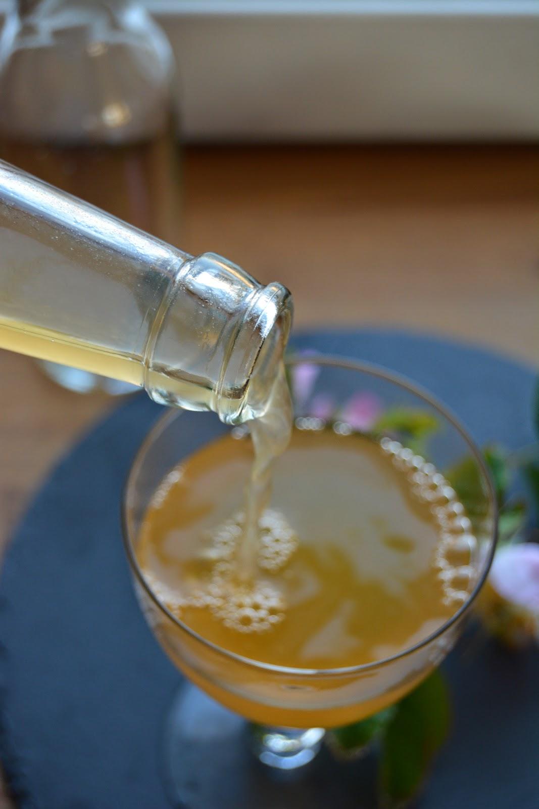 göra äppeljuice hemma