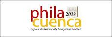 PHILACUENCA 2019 - XII EXPOSICIÓN FILATÉLICA NACIONAL DEL ECUADOR / 26-30 NOVIEMBRE