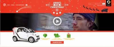 Smart for Christmas contest