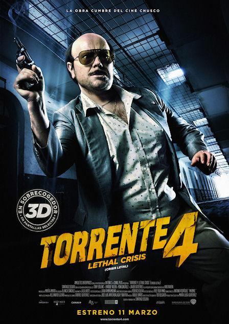 Torrente 4: Lethal Crisis (Crisis Letal) HD