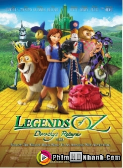 Phù Thủy Xứ Oz : Dorothy Trở Lại