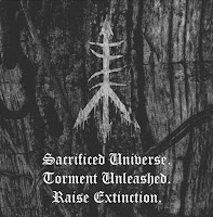 Chronique | S.U.T.U.R.E - Sacrificed Universe​.​Torment Unleashed​.​Raise Extinction (EP, 2018)