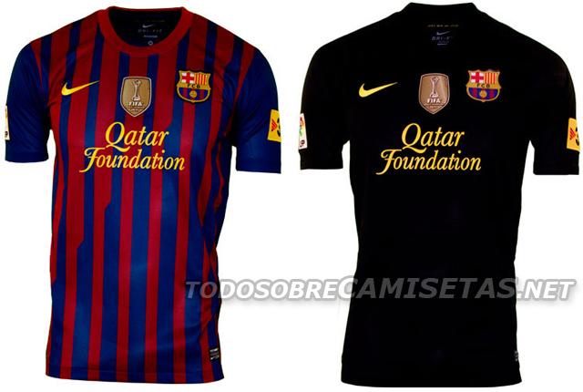 Camiseta FC Barcelona 2011/2012 - Mundial Clubes -