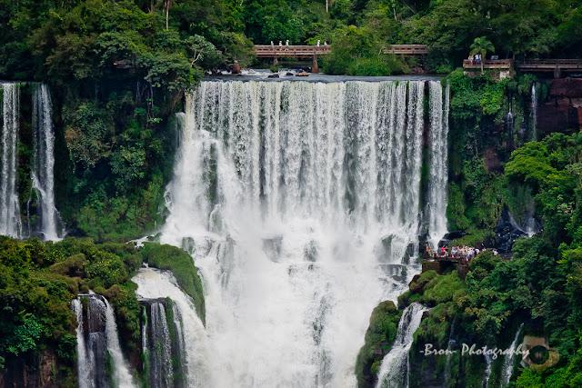 Iguazu falls - Cataratas de Iguacu