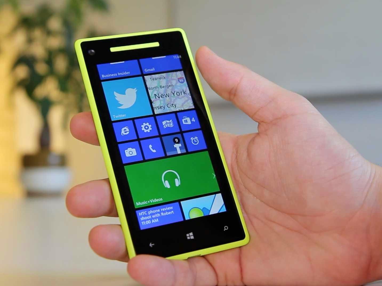 LG, Lenovo y ZTE van por Windows Phone