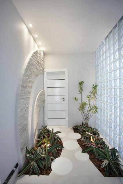 Construindo minha casa clean projeto da minha fachada com muros e - Construindo Minha Casa Clean Os 10 Posts Mais Top De 2013